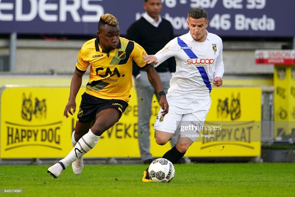 NAC Breda v Vitesse - Dutch Eredivisie : News Photo