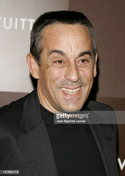 Thierry Ardisson during Louis Vuitton ChampsElysées Flagship Store Opening Party at Louis Vuitton Store ChampsElysées in Paris France