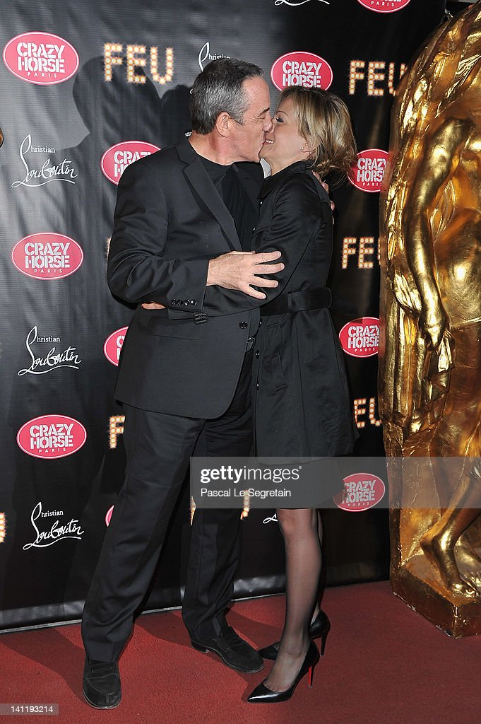 'Feu' Directed By Christian Louboutin VIP Premiere At Le Crazy Horse