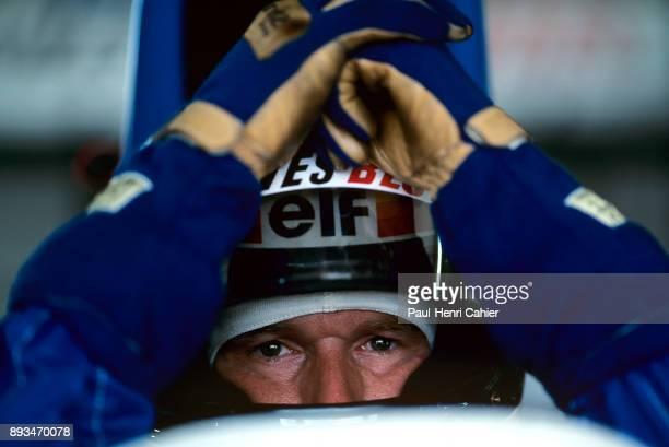 Thierry Boutsen LigierRenault JS37 Grand Prix of France Circuit de Nevers MagnyCours 05 July 1992