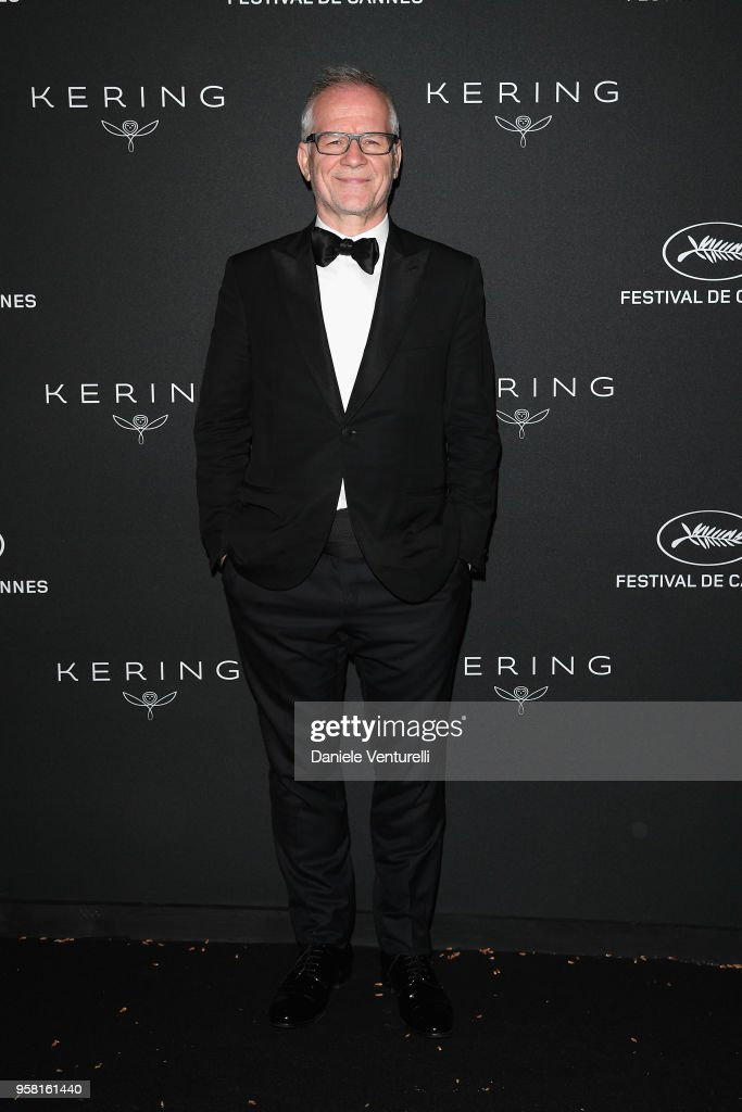 Kering And Cannes Film Festival Official Dinner - Photocall - At The 71st Cannes Film Festival
