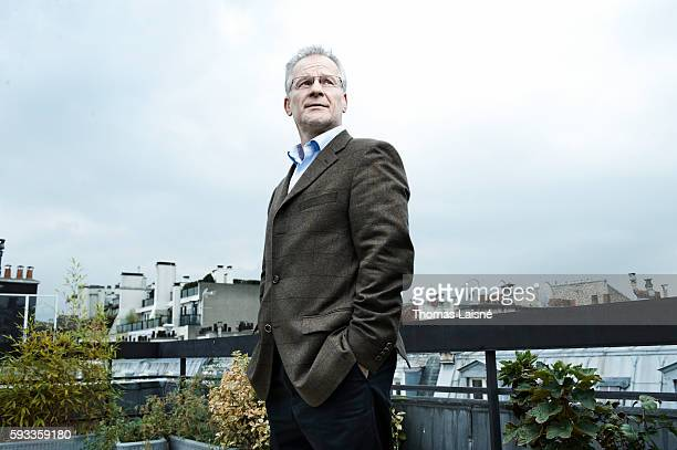Thierry Fremaux is photographed for Self Assignment on October 14 2010 in Paris France