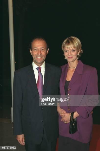 Thierry Gaubert and Helene of Yugoslavia