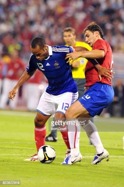Thierry HENRY - - Serbie / France - Eliminatoire de la Coupe du Monde 2010 - Serbie,
