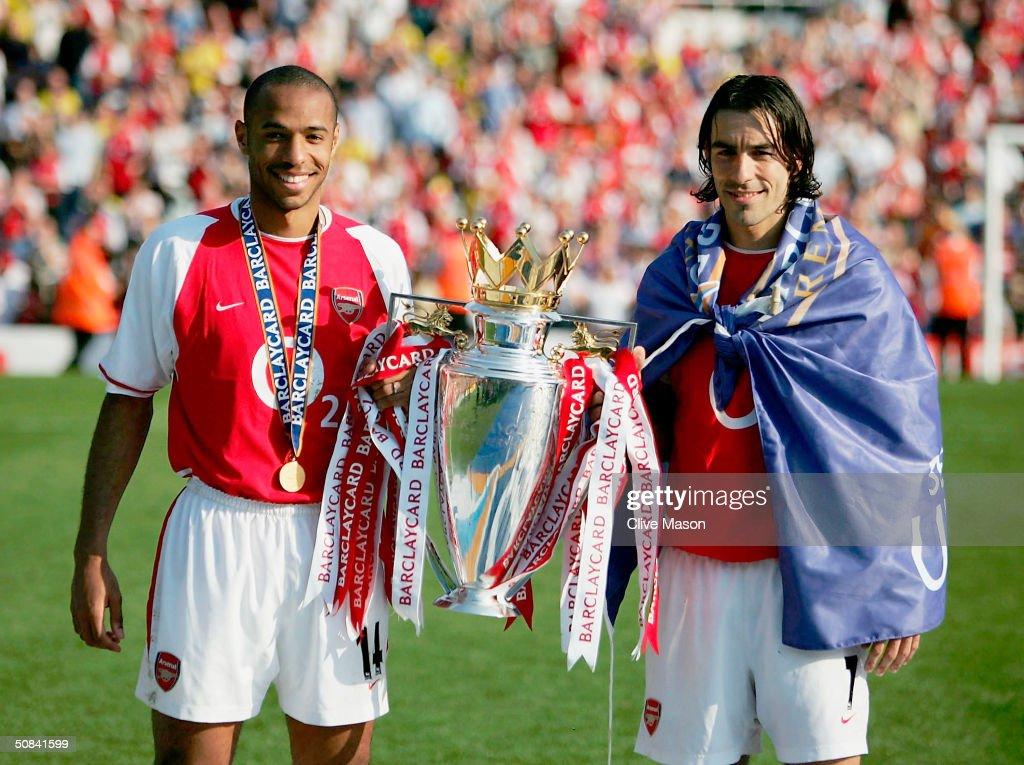 Arsenal v Leicester City : News Photo