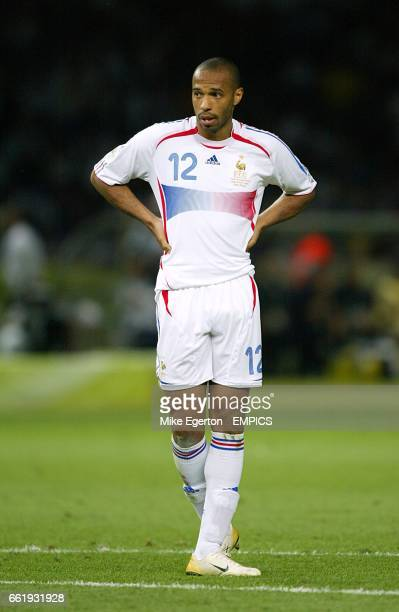 Thierry Henry, France