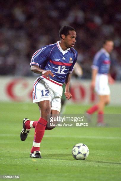 Thierry Henry, France.