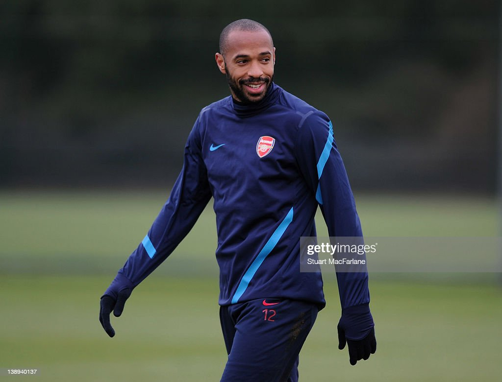 Arsenal Training : News Photo