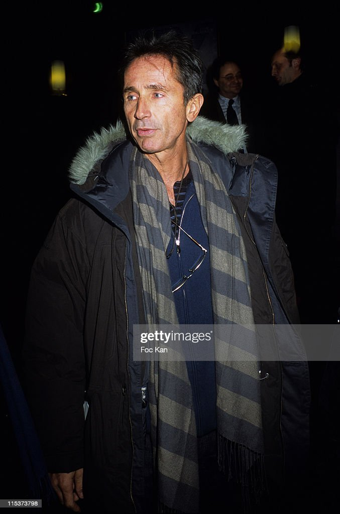 Thierry Lhermitte during 'The Ex Woman Of My Life' - Paris Premiere at Gaumont Marignan in Paris, France.