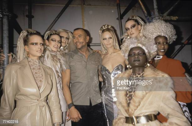 Thierry Mugler Palais de Cahillot Paris July 2001