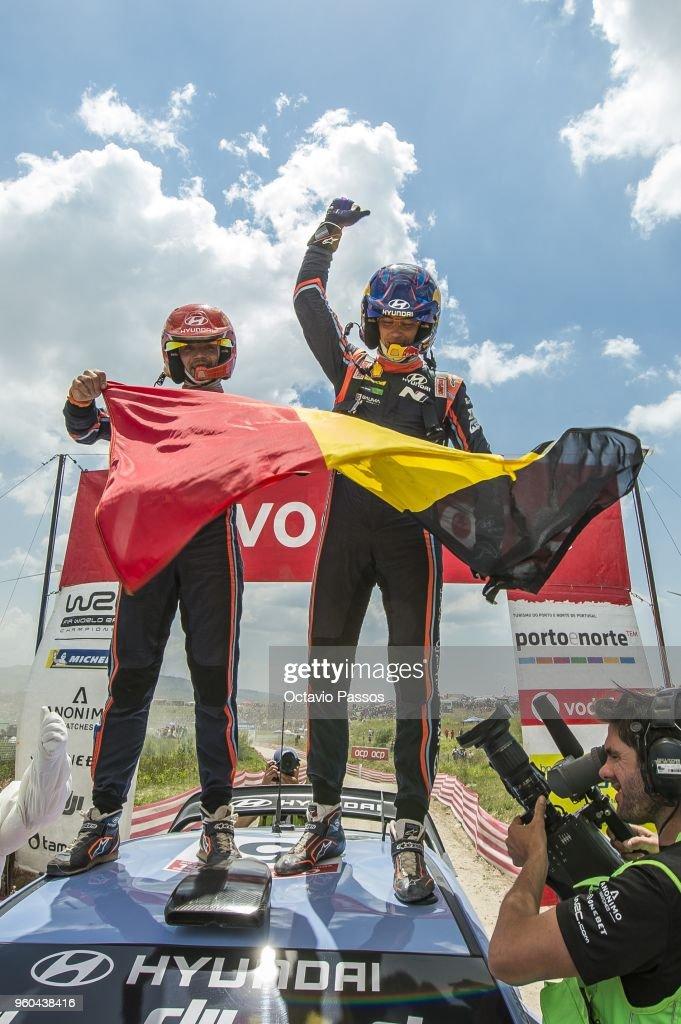 FIA World Rally Championship Portugal - Day Four
