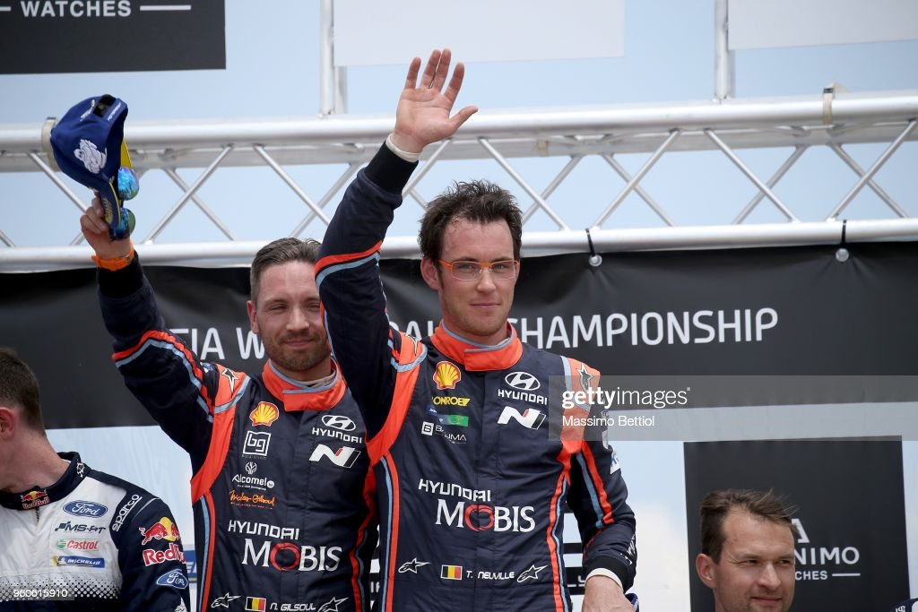 FIA World Rally Championship Portugal - Day Four : News Photo
