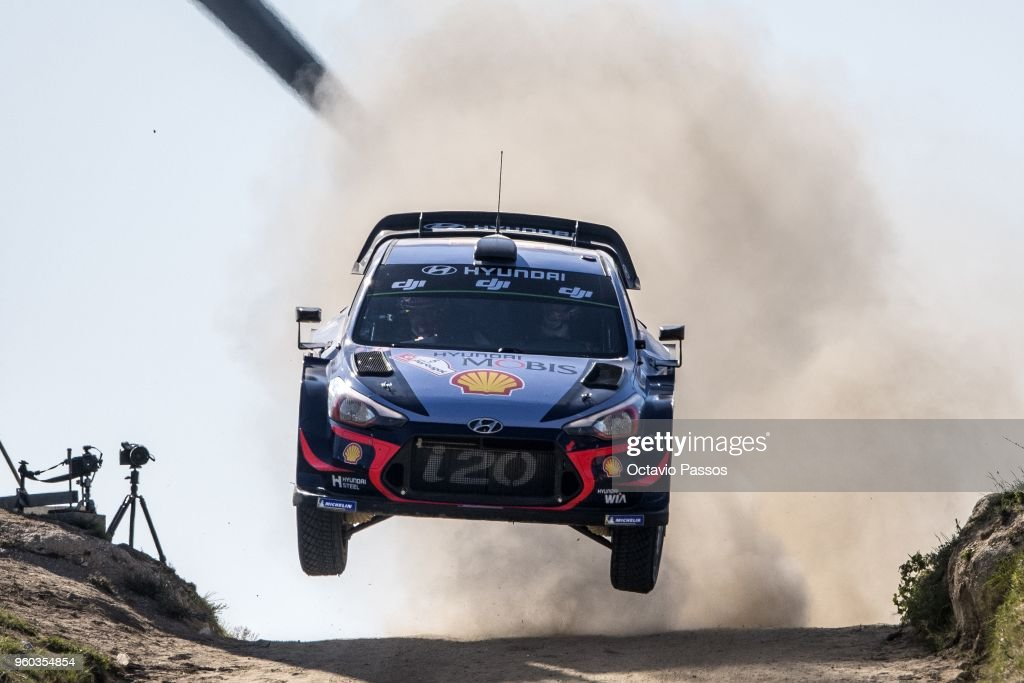 FIA World Rally Championship Portugal - Day Four