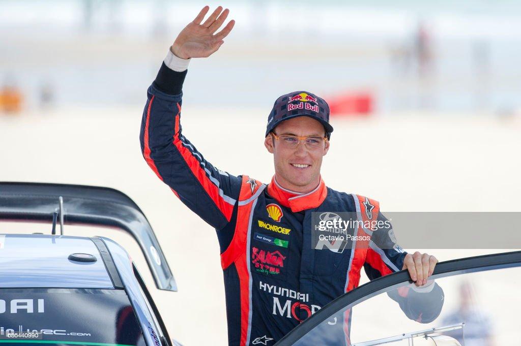 FIA World Rally Championship Portugal - Day Three : News Photo