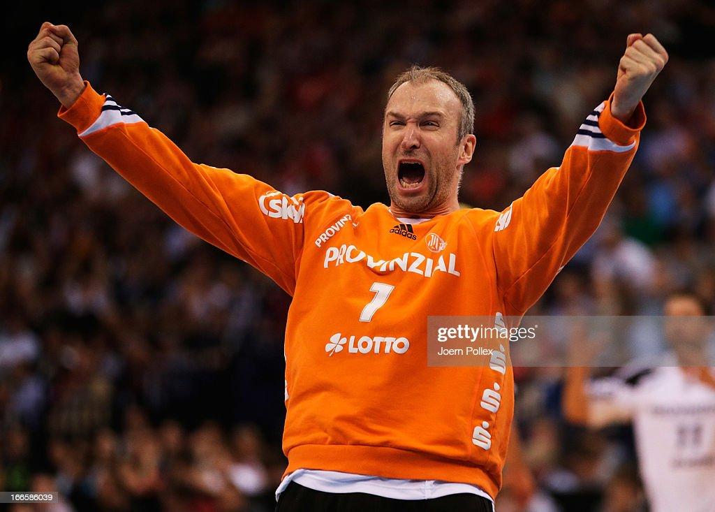 THW Kiel v SG Flensburg-Handewitt - Lufthansa Final Four Final Match