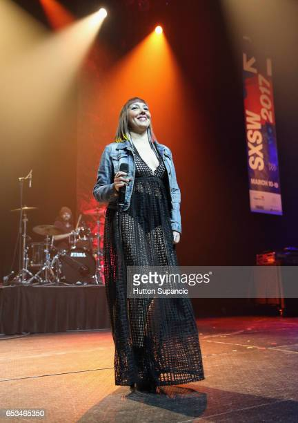 Thievery Corporation performs onstage at the Events DC music showcase during 2017 SXSW Conference and Festivals at Austin City Limits Live at the...