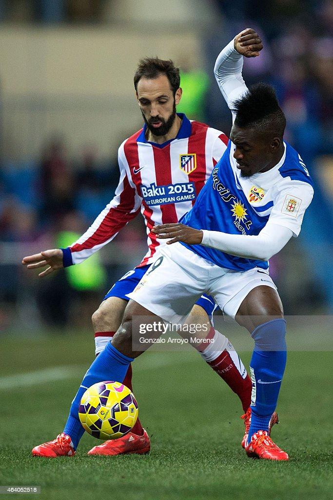 Club Atletico de Madrid v UD Almeria - La Liga