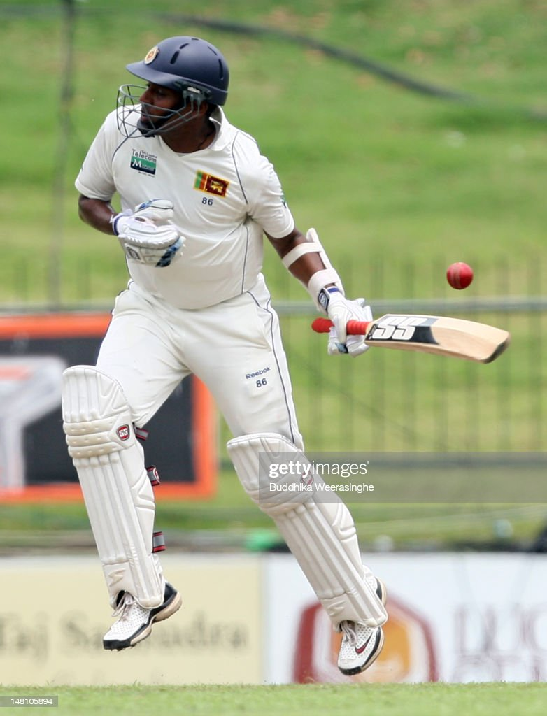 Sri Lanka v Pakistan Third Test - Day Three