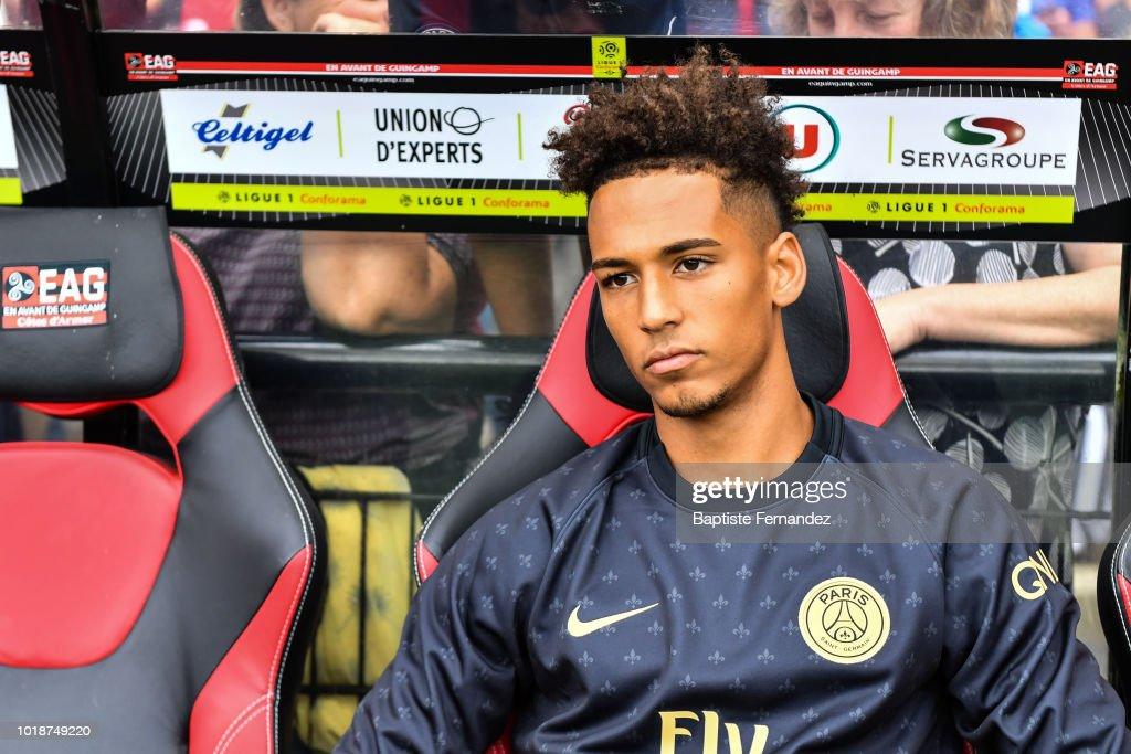 EA Guingamp v Paris Saint Germain - French Ligue 1