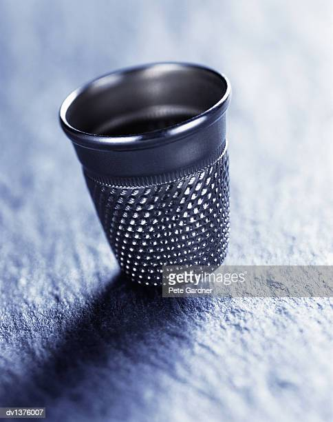 thimble - thimble stock photos and pictures