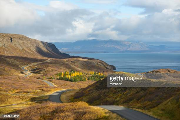 thingvellir valley - iceland - tectonic stock photos and pictures