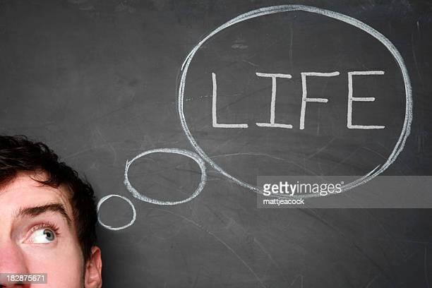 Über das Leben