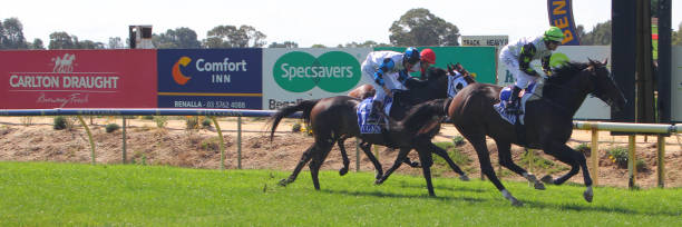 AUS: Benalla Racing Club Race Meeting