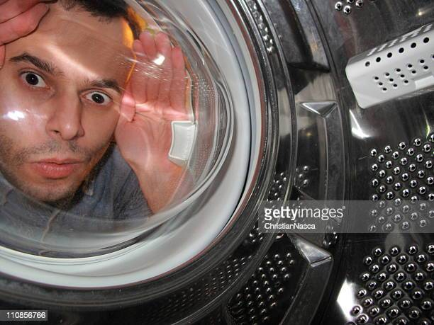 I think that's my camera inside the washing machine! (series)