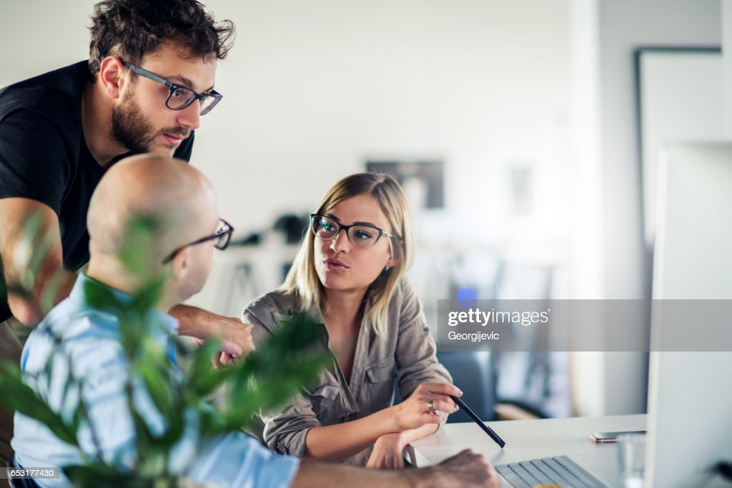 Thinking about innovation : Stock Photo