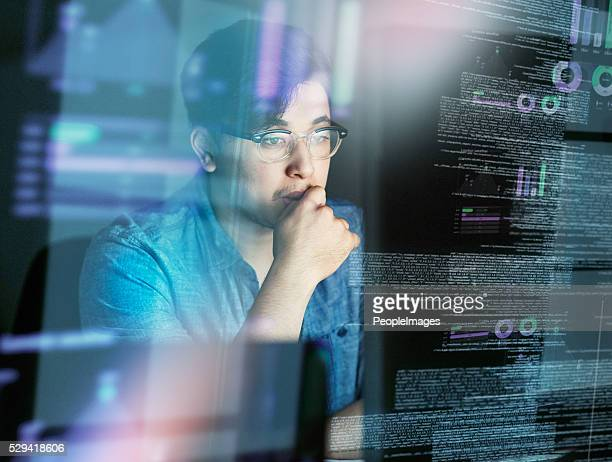 Thinking about the code