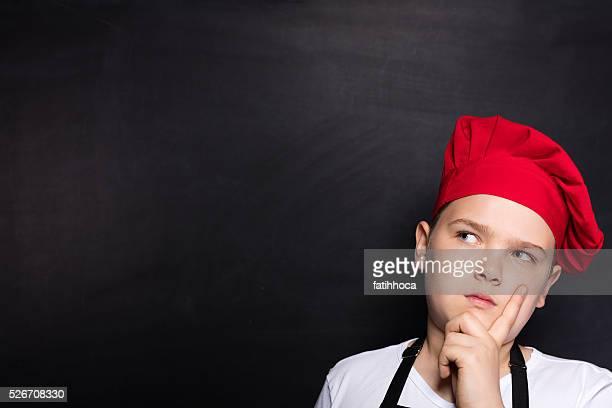 Thinking Child Chef