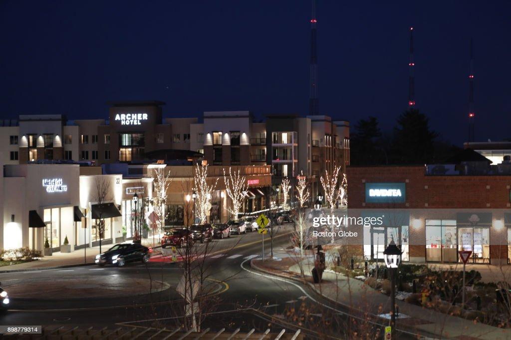 Scenes From Burlington Ma News Photo