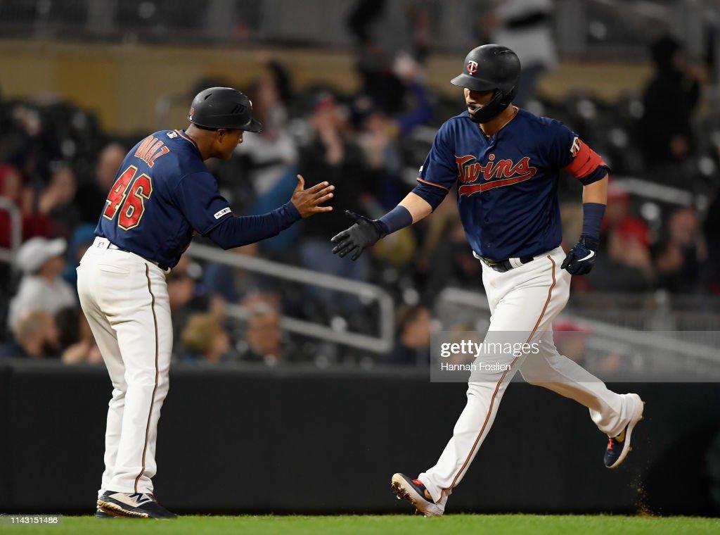 Detroit Tigers v Minnesota Twins - Game Two : News Photo