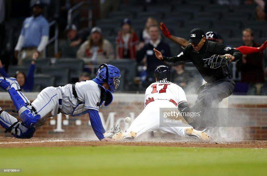 New York Mets v Atlanta Braves