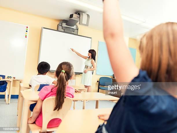 Third Grade Classroom