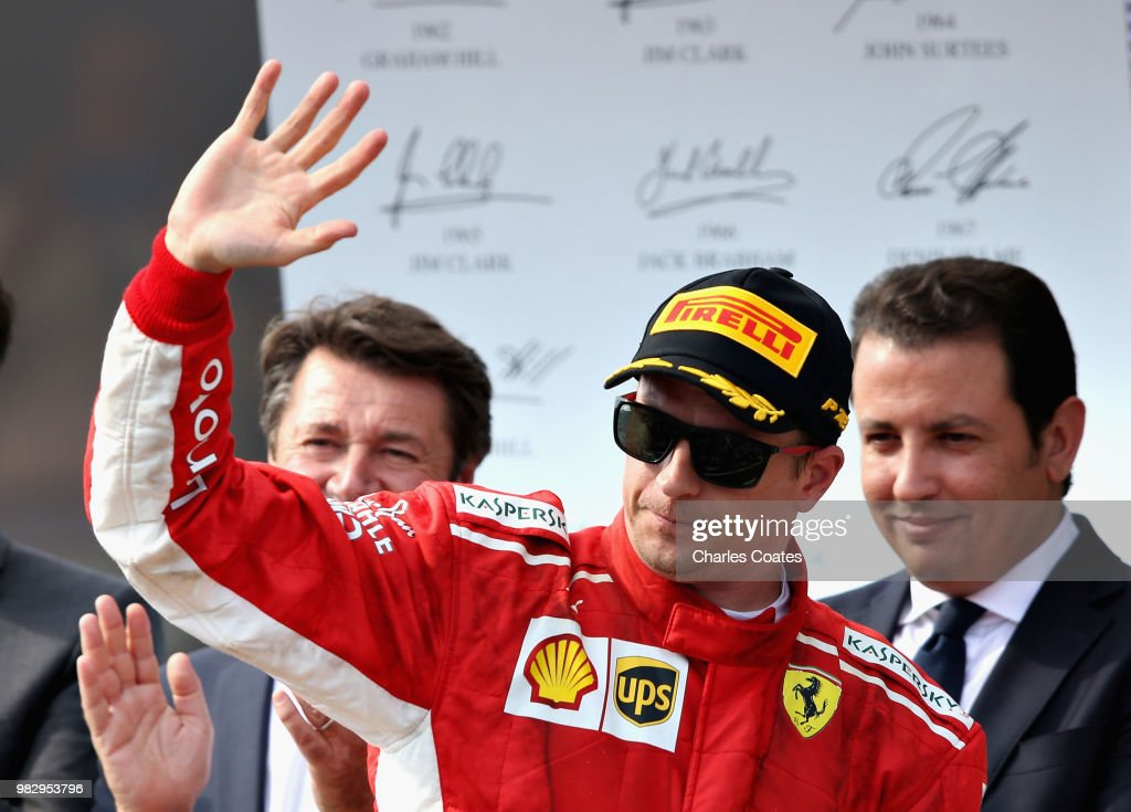 F1 Grand Prix of France : News Photo