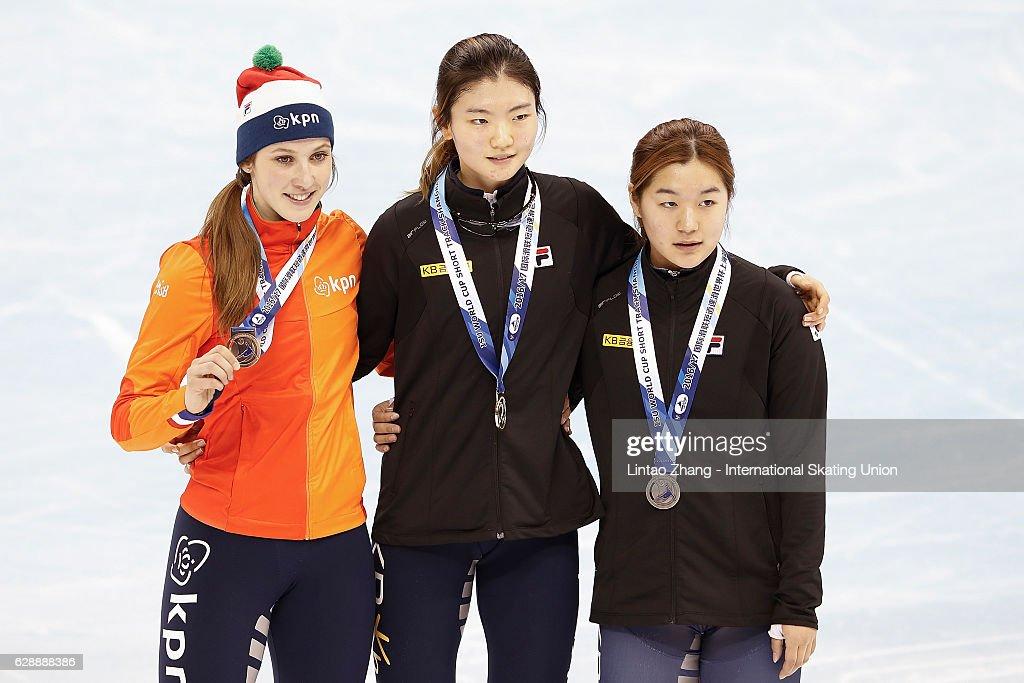 ISU World Cup Short Track - Shanghai Day 1
