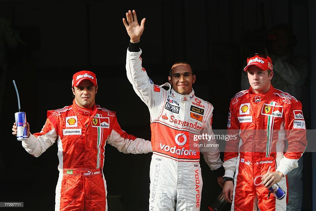 Chinese Formula One Grand Prix: Qualifying : News Photo