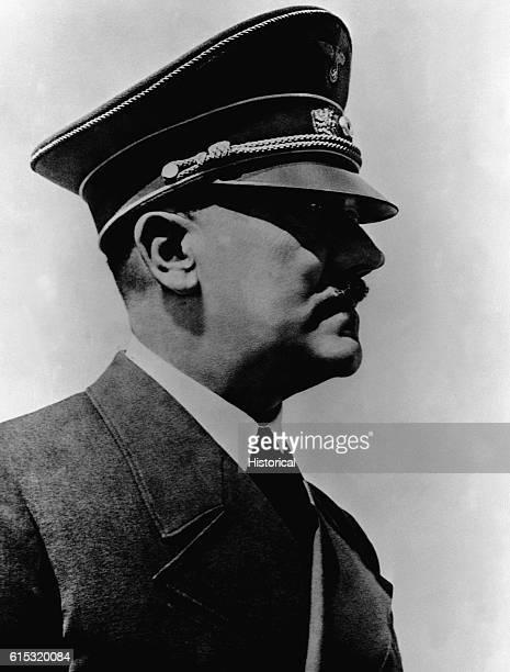 Third Reich Chancellor Adolf Hitler