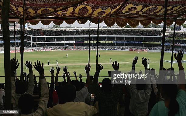 Third Test - India v Australia: Day 3