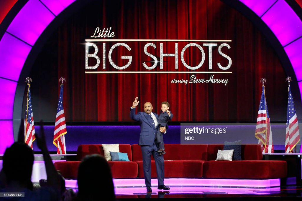"NBC's ""Little Big Shots"" - Season 3"