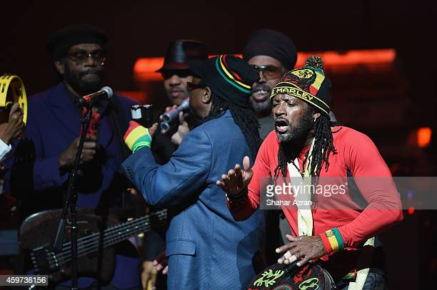 Third World perform at the The Apollo Theater on November 29 2014 in New York City