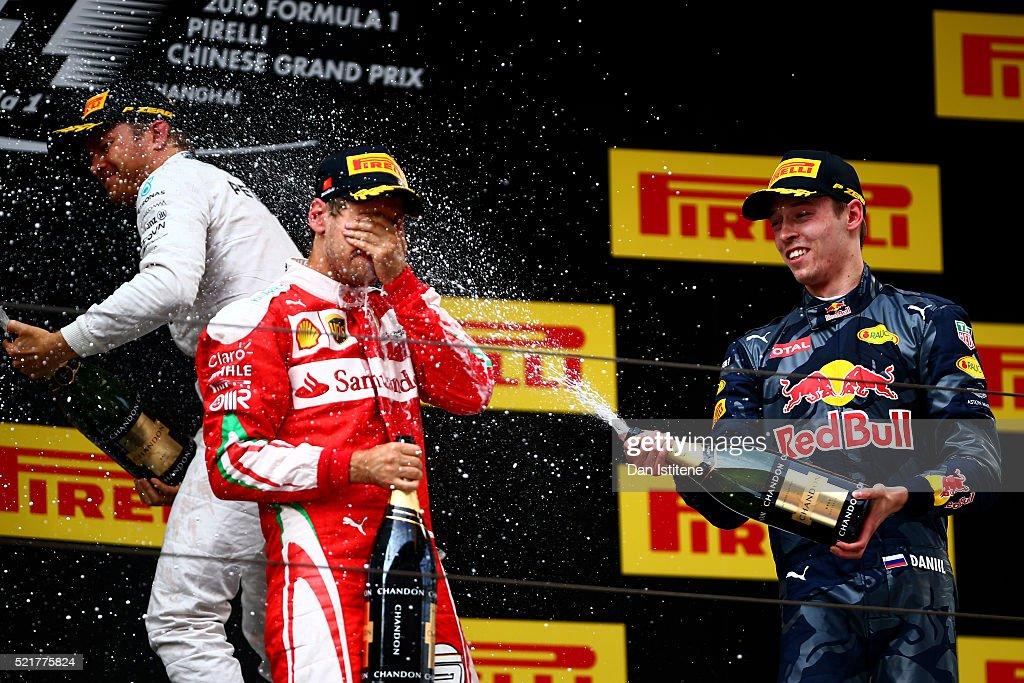 F1 Grand Prix of China : News Photo