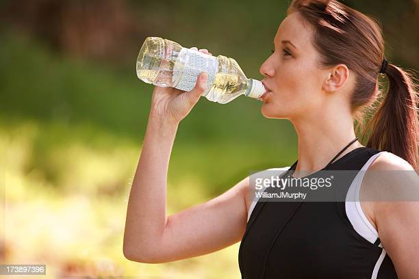 Thirsty Woman