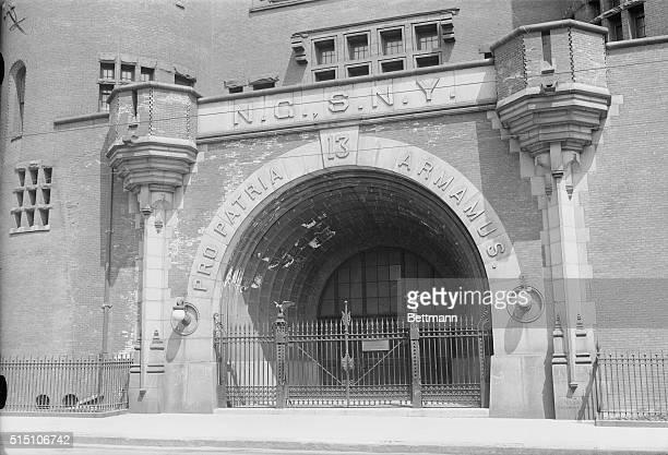 Thirteenth Regiment Armory Brooklyn NY