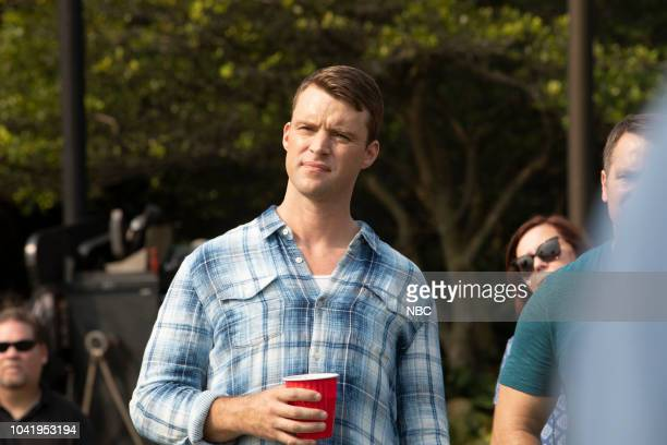 FIRE 'Thirty Percent Sleight of Hand' Episode 703 Pictured Jesse Spencer as Matthew Casey