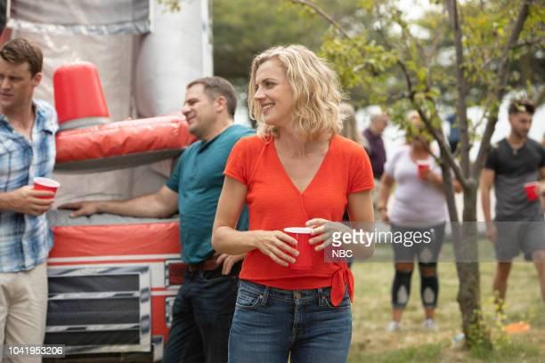 FIRE 'Thirty Percent Sleight of Hand' Episode 703 Pictured Kara Killmer as Sylvie Brett