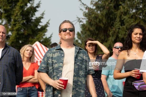 FIRE 'Thirty Percent Sleight of Hand' Episode 703 Pictured Randy Flagler as Capp Kara Killmer as Sylvie Brett Christian Stolte as Randy 'Mouch'...