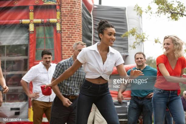 FIRE 'Thirty Percent Sleight of Hand' Episode 703 Pictured Yuri Sardarov as Brian 'Otis' Zvonecek Annie Ilonzeh as Emily Foster Anthony Ferraris as...