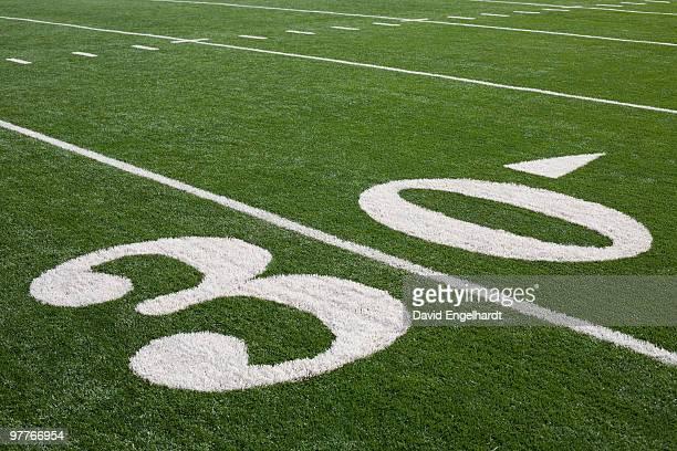 Thirty yard line
